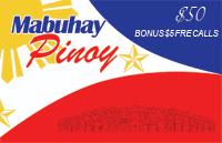 Mabuhay Pinoy $50